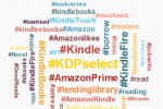 40 Hashtags for authors twitter