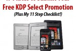 76+ Places to Submit Your Free KDP Select Promotion for Your Kindle eBook