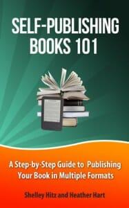 Self-Publishing Books 101 Cover KINDLE web