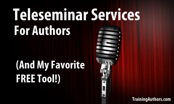 Teleseminar Services for Authors
