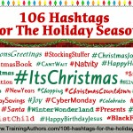 106 Hashtags for the Holiday Season