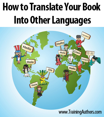 How to translate your book