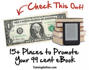 Promote Your 99 Cent eBook