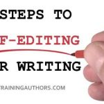 5 Steps to Self-Editing Your Writing