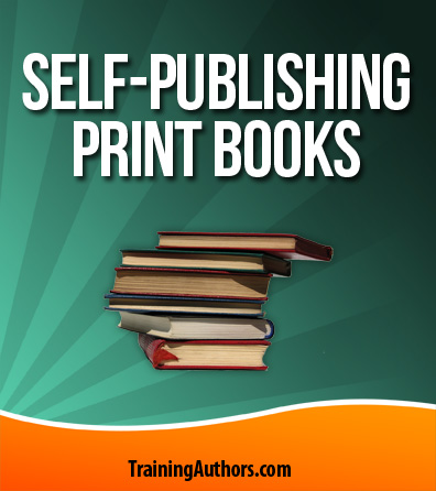 Self-Publishing Print Books