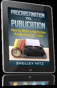 procrastination to publication iPad