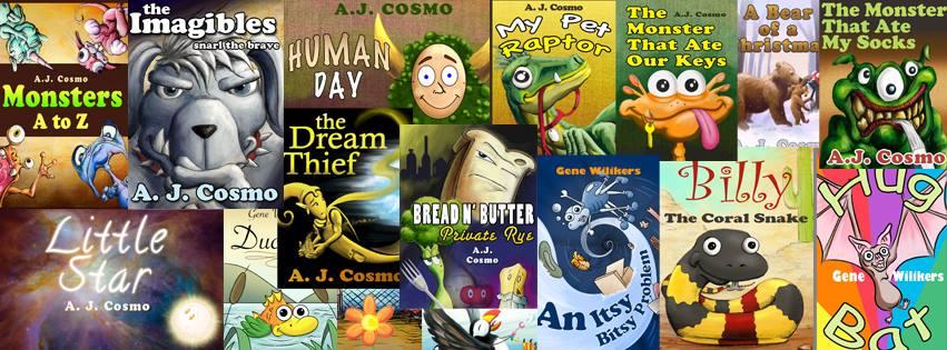 AJ-cosmo-books
