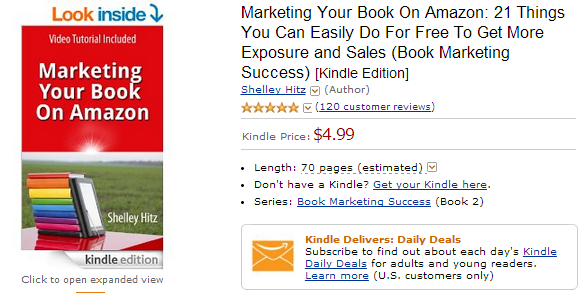 Marketing Your Book on Amazon