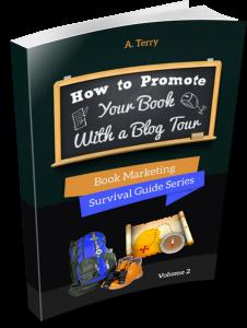 Blog tour book