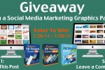{Giveaway} Social Media Marketing Graphics Pack