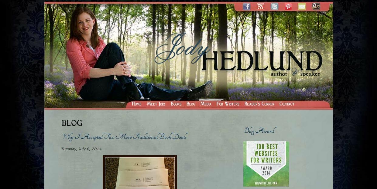 Jody Hedlund
