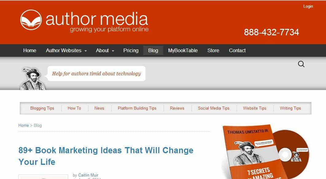 author media