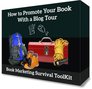 blog tour toolkit box
