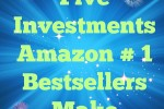 5 Investments Amazon #1 Best-selling Authors Make with Brenda McGraw