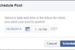 How to Schedule Facebook Posts on Your Author Page for Maximum Exposure
