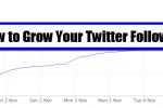 How to Grow Twitter Followers