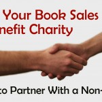 Using Your Book Sales to Benefit Charity