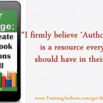 Get the 'Author Advantage'