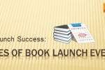 7 Types Of Book Launch Events You Can Use To Gain Best Seller Status For Your Book