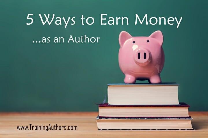 Earn Money as an Author