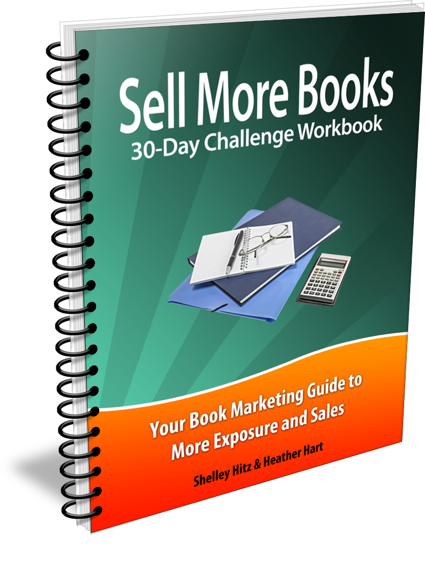 Sell More Books 30-Day Challenge Workbook