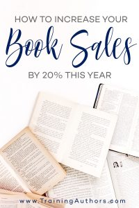 increase book sales