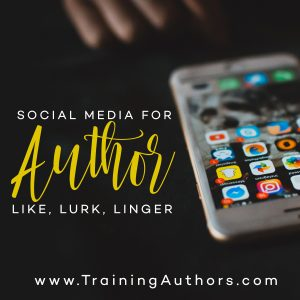 Social Media for Author