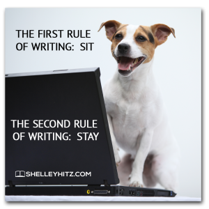 tips on writing a book