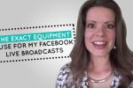 Facebook Live Broadcasts