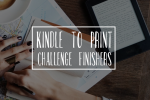 kindle to print