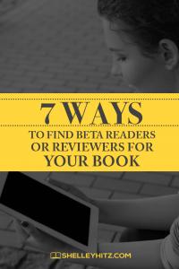 find beta readers
