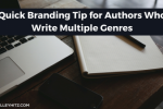 branding tip for authors