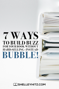 build buzz for your book