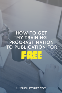 free self-publishing training
