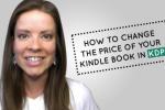 change price kindle book