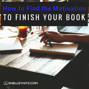 motivation to finish your book