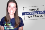 Simple Packing Tips for Travel