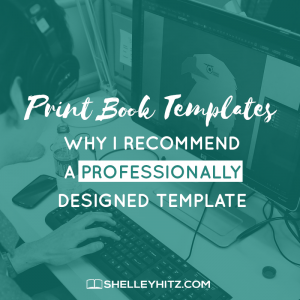 print book templates