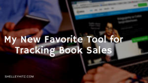 my new favorite tool for tracking book sales training authors for