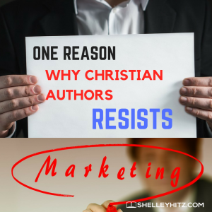 christian authors resist marketing