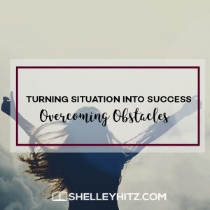 Turning Obstacles into Success