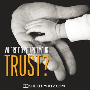 Writers Where Do You Put Your Trust