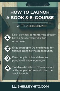 How to Launch Book and ecourse