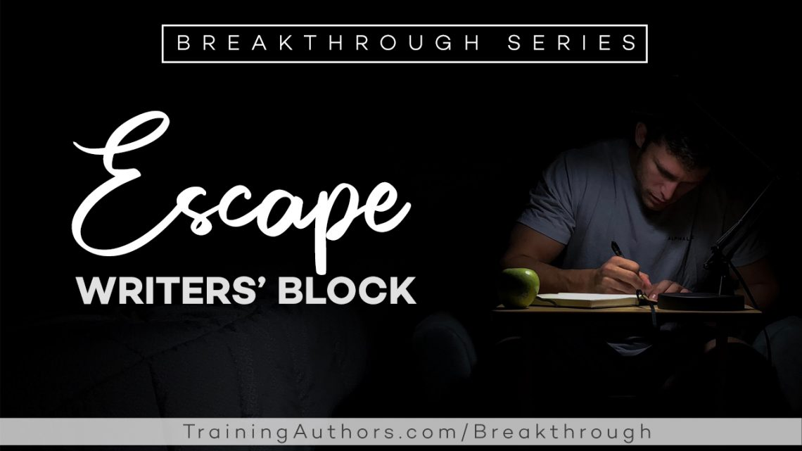 10 Ideas to Escape Writers' Block for Christian Writers