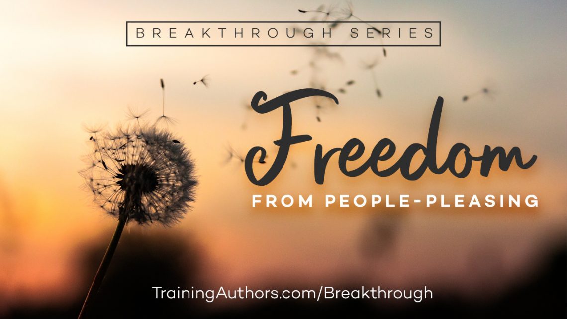 Freedom from People - pleasing